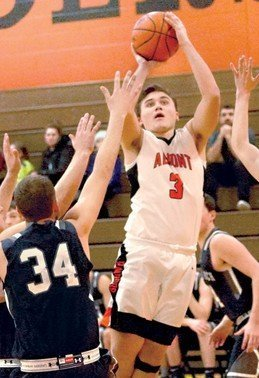 Almont holds off North Branch, 45-42