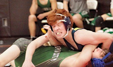 Capac earns district title