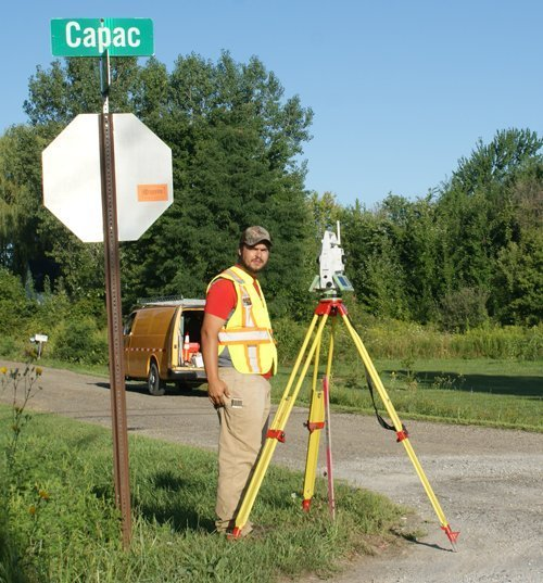 Capac Rd. construction is postponed