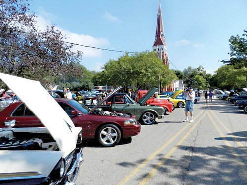 Almont hosts Heritage Fest this weekend