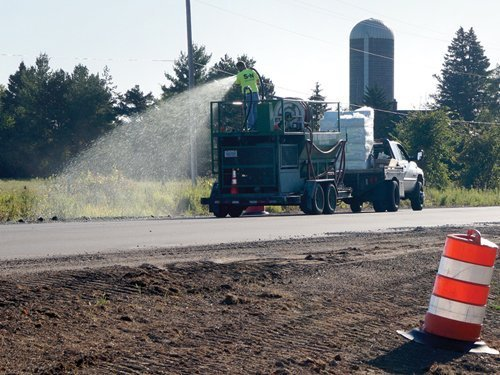 Imlay City Rd. project nears completion
