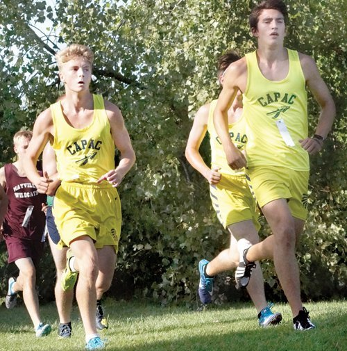 Capac runs to a fifth in North Branch