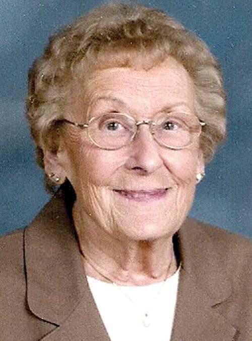 June Ella Hough, 91