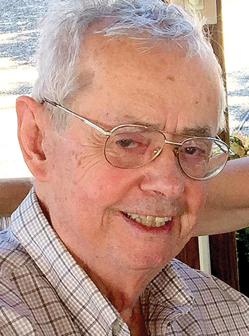 "John Patrick ""Pat"" McCormick, 87"
