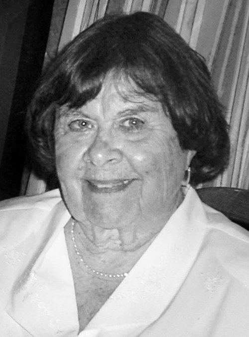 Helen Ruth Hoke, 93