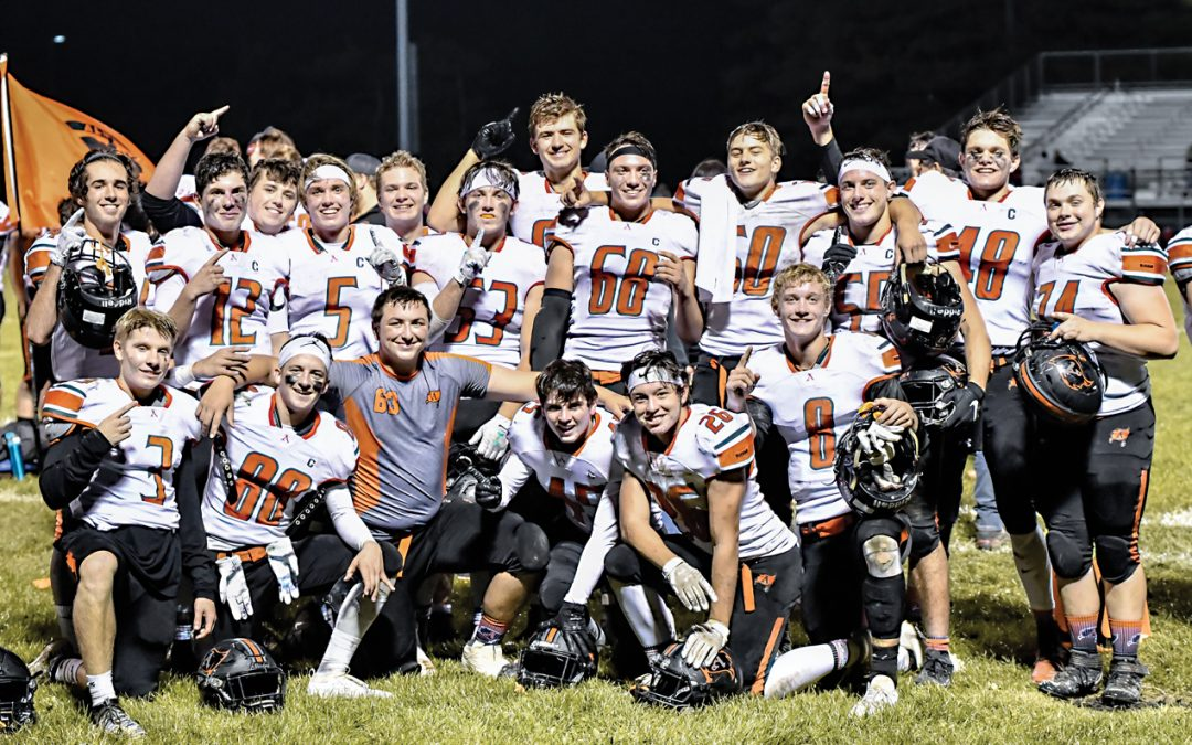Raiders clinch share of title