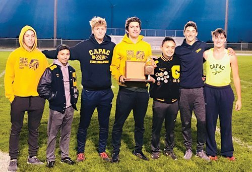 Capac wins the GTC East title