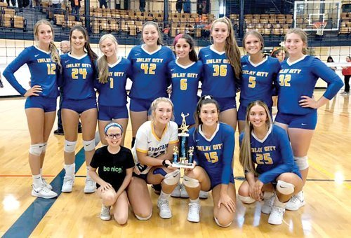 Imlay wins division title