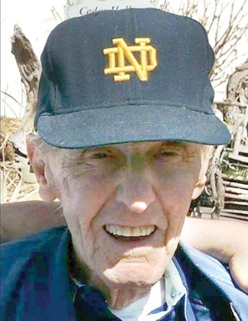 Elmer Brinker, 91