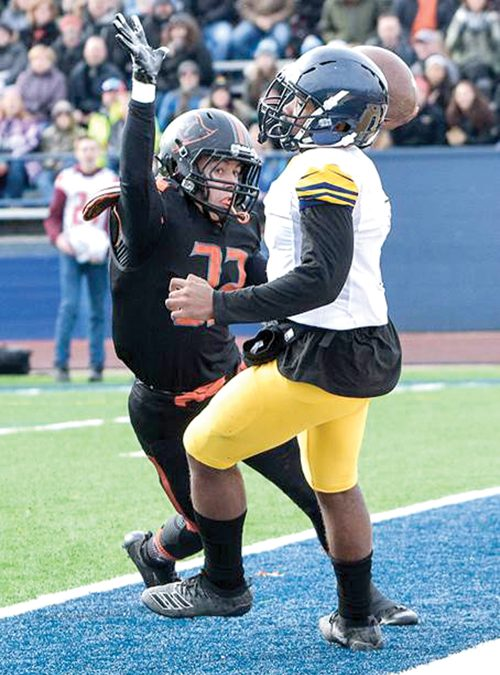 Almont a win away from state title