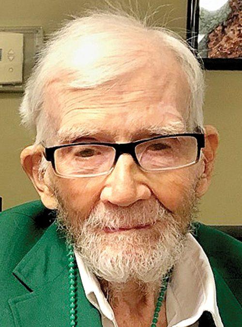 Thomas Samuel Chisholm, 100