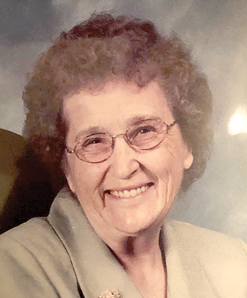 Irene Haskins, 87