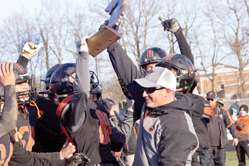 Almont a win away  from Ford Field