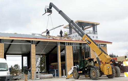 Youatt cites urgency for fire hall progress