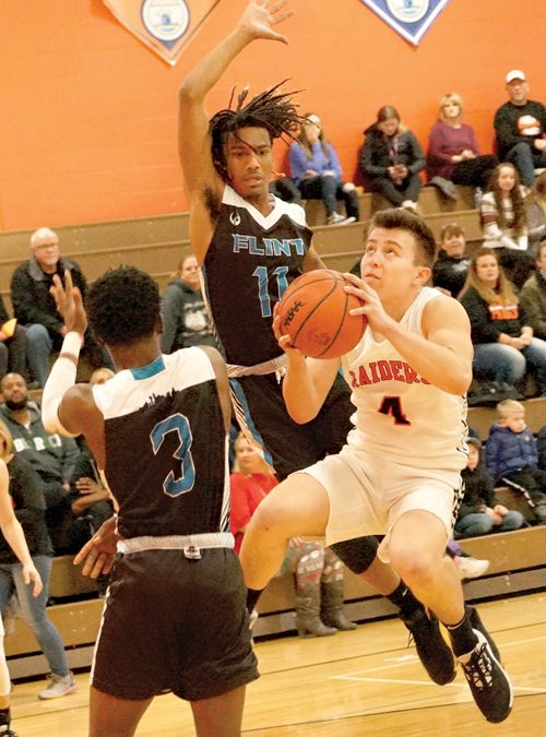 Almont boys slip to 2-2 for  season