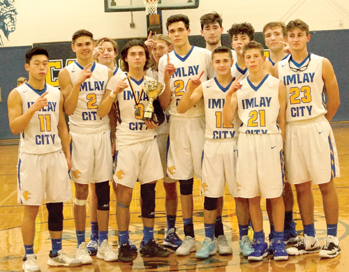 Imlay City brings home top finish