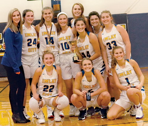 Spartan girls' win tournament crown
