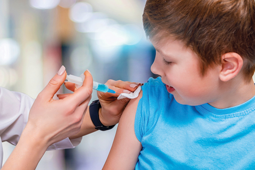 Coming to a school near you:  Vaccination clinics