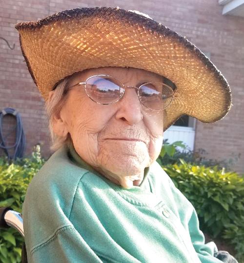 Mimi Rheaume, 98