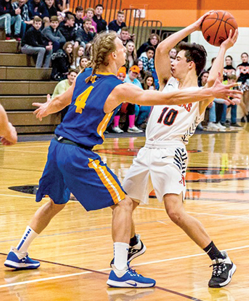 Almont rolls past rival Imlay City
