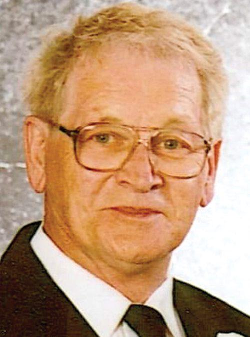 Kenneth Lockwood, 81