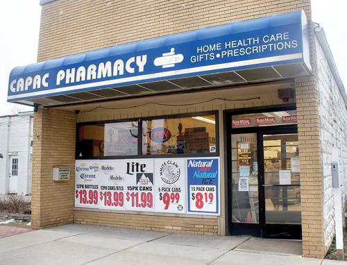 Capac Pharmacy closing its doors
