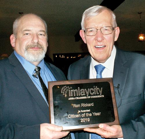 Community servants honored