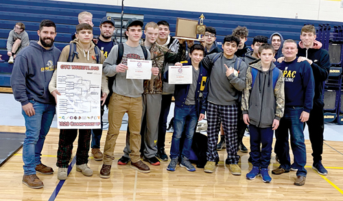 Capac shares GTC league honors with Caro
