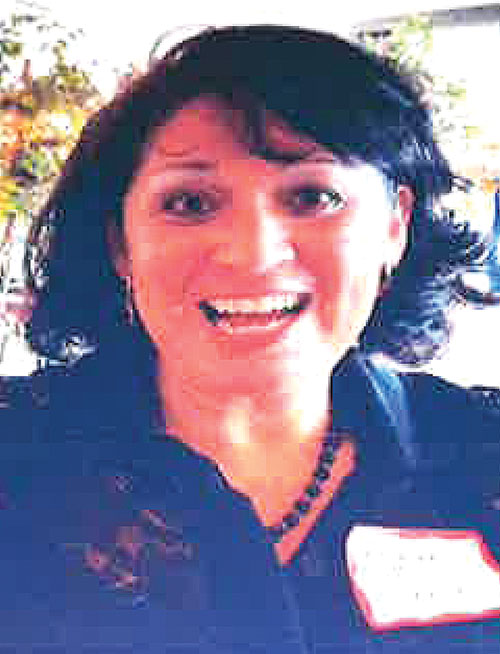 Teresa Moya Gilbert, 56