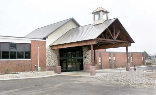 Almont graduation moves to The Bells