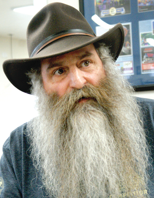 Beard and 'Stash'  contest planned