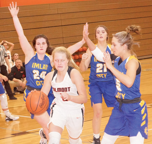 Almont surprises Imlay City, 39-37