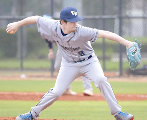 Foster gets a win for Cornerstone
