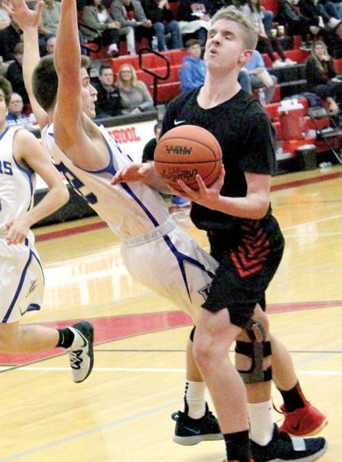Dryden moves on to title matchup