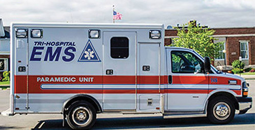 Tri-Hospital EMS releases 2019 stats