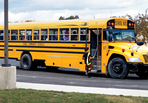 Capac gets grant for new buses
