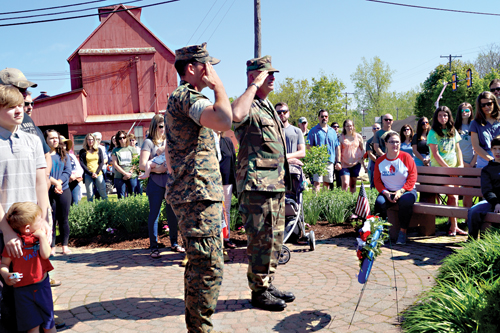 Dryden Vets to conduct Memorial Day program