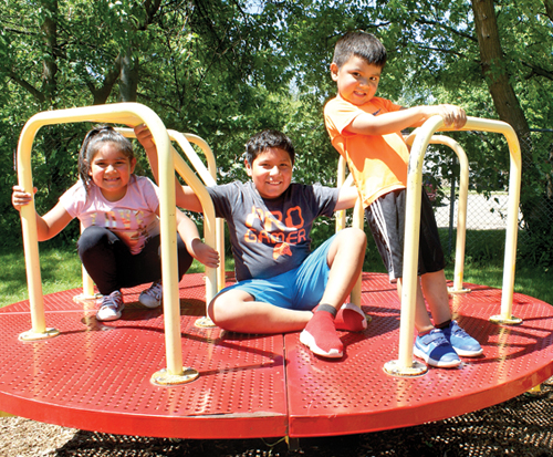 Imlay City parks reopen to public