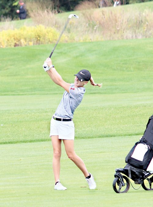 Albrecht tees it up for Indiana Tech