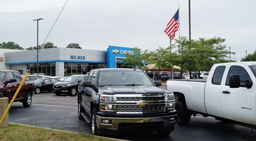 Local dealerships find ways to adapt