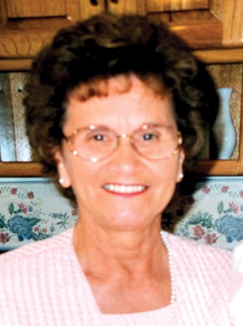 Charlotte Willin, 90
