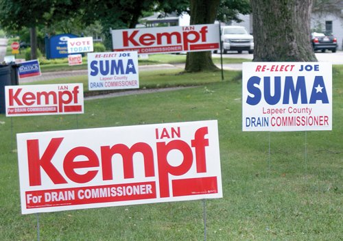Suma holds on to drain job while  Miller, Jostock defeat incumbents