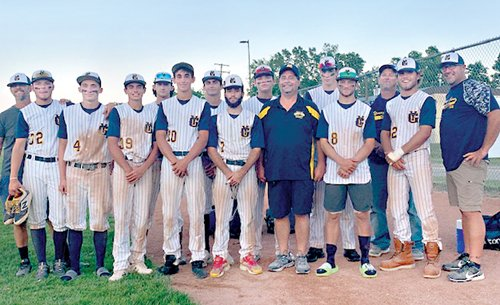 Young Guns 17U squad claim leagues' top finish