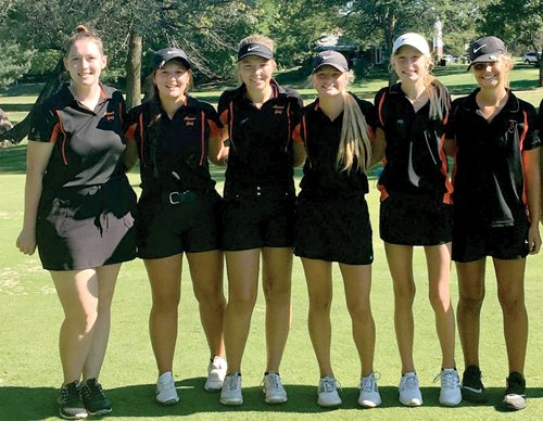 Almont first in BWAC event