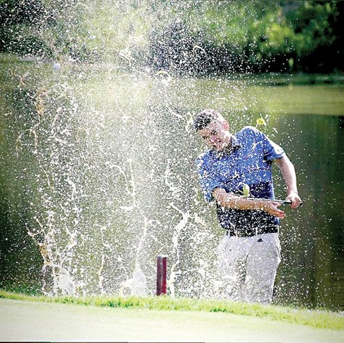 DePauw to play in Michigan Open