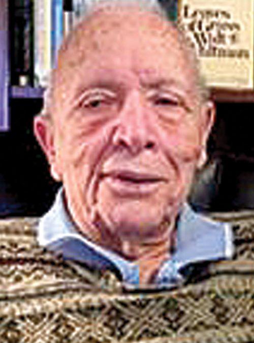 Aubrey Allen Crawford, 96