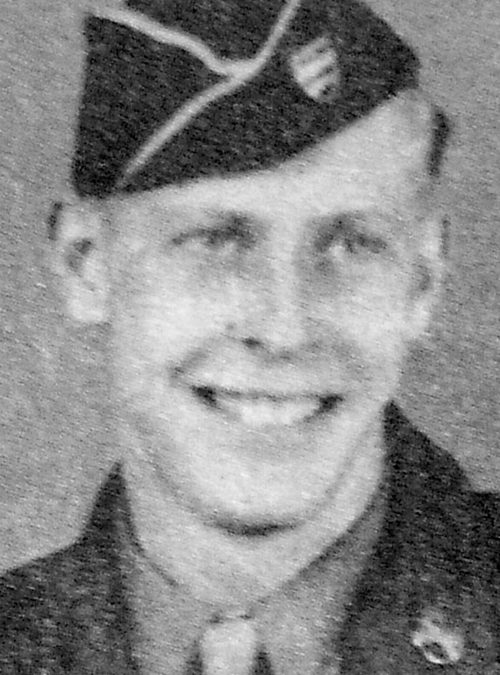 Harold Coates, 94