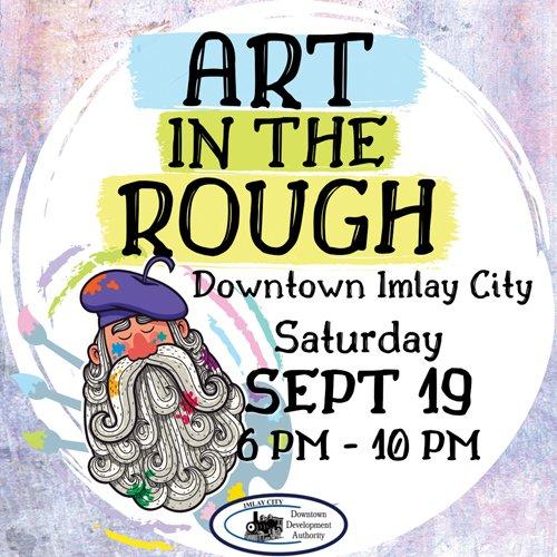'Art in the Rough' to return Sat., Sept. 19