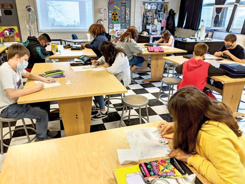 Capac Schools: 25% of  students opt to go virtual