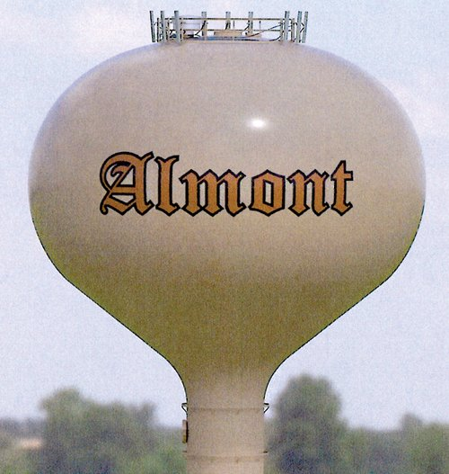 Council approves new look for water tower